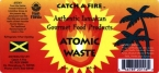 Authentic Jamaican Atomic Waste