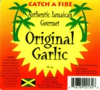 Authentic Jamaican Original Garlic