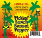 Authentic Jamaican Pickled Scotch Bonnet Peppers