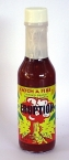 Authentic Jamaican Eruption XXXX Hot Sauce