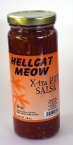 Authentic Jamaican Hellcat Meow X-TRA Hot Salsa