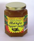 Authentic Jamaican Mango Pepper Jelly 9oz