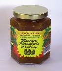 Authentic Jamaican Mango Pineapple Chutney