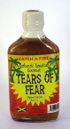 Authentic Jamaican Tears Of Fear Pepper Sauce
