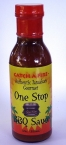One Stop BBQ Sauce 12oz