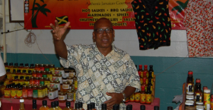 catch a fire authentic jamaican gourmet at I Like it Hot Festival