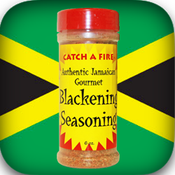 blackening Seasoning from Catch a Fire