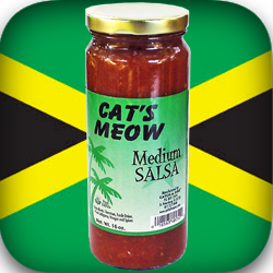 cat's meow medium salsa
