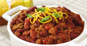 Catch a fire Chili recipe