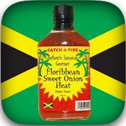 Floribbean Sweet Onion Heat Pepper Sauce
