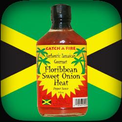 Floribbean Sweet Onion Heat Pepper Sauce