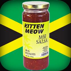kitten meow mild salsa