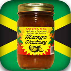 mango chutney from catch a fire