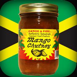 mango chutney from catch a fire