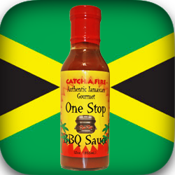 one stop bbq sauce from catch a fire