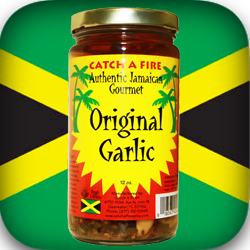 Original Garlic from Catch a Fire