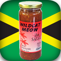wildcat meow hot salsa