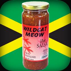 wildcat meow hot salsa