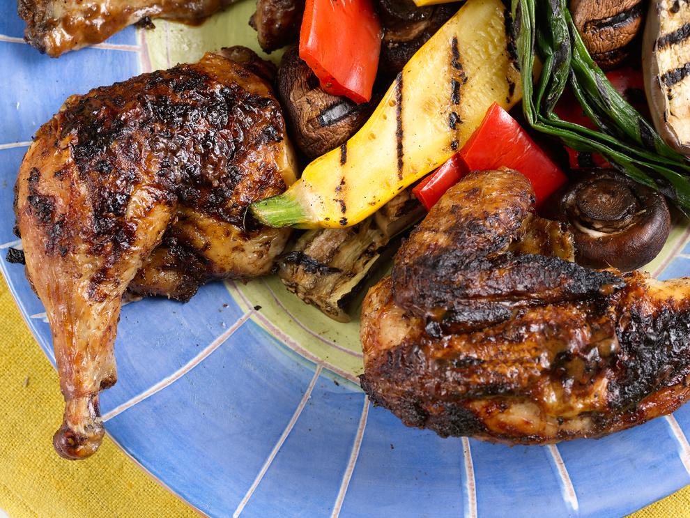 jerk BBQ sauce from catch a fire authentic jamaican gourmet